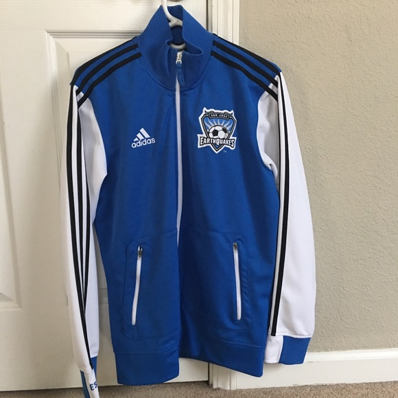 buy online 2821c d8c40 San Jose Earthquakes jersey